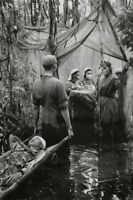 War Photo military hospital in Vietnam 4x6 inch I
