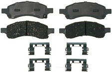 Disc Brake Pad Set-Ceramic Disc Brake Pad Front ACDelco Advantage 14D1169CH