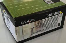 original Lexmark 24b5589 tóner amarillo para xs544 xs548 a-artículo