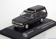 1:43 Triple 9 Volvo 145 Express 1969 black