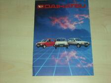 45451) Daihatsu Charade Cuore Charmant Prospekt 198?