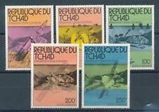 558388) Tschad Nr.747-751** Raumfahrt