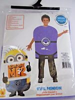 Rubies Child Small/4-6 Evil Minion Purple Halloween Party Costume Decoration