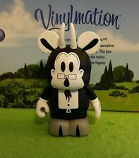 "Disney Vinylmation 3"" Park Set 1 Classic Collection Giddy Goat Black and White"