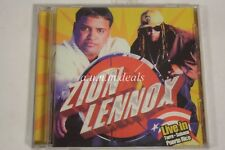 Zion Lennox Live In Puerto Rico - Golden -  Music CD