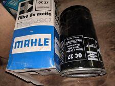 MAHLE OIL FILTER P/N OC 27