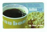 Au Bon Pain Gift Card - Cafe Bakery Restaurant - No Value - I Combine Shipping