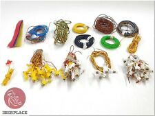 H0 N Z Scale Ho Train FALLER Brawa Model Lights Cable Accessories Set Lights~