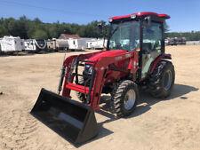 2018 Tym T394 37hp Tractor w/ Bucket Loader & Cab! *6 Year Warranty*