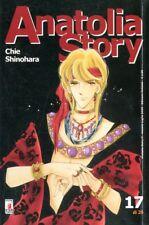 manga STAR COMICS ANATOLIA STORY numero 17