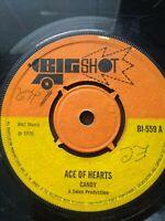 """Candy-Ace Of Hearts 7"""" Vinyl Single 1970 UK COPY"""