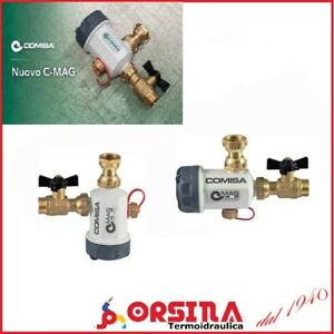 Defangatore magnetico per caldaia a gas nouvo C-Mag  Comisa