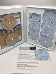 The Total Transformation Program James Lehman 8 Audio CDs + 2 DVDs + Workbook