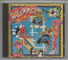 Muppets Beach Party **RARE** CD Jim Henson