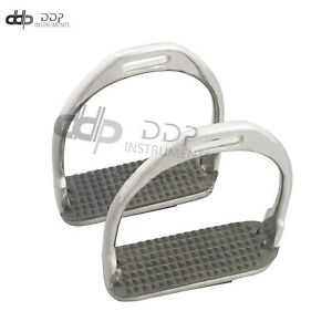 Horse Riding Stirrups with Non-Slip Rubber Pad,Supplies for Children or Adults