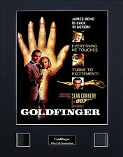 Goldfinger Photo Film Cell Presentation