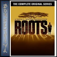 ROOTS- THE COMPLETE ORIGINAL SERIES  *** BRAND NEW DVD BOXSET**