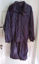 Vintage Pierre Cardin Mens Nylon Jogging 80's 90's Track Suit L XL xlarge Purple