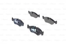 Bremsbelagsatz, Scheibenbremse für Bremsanlage Vorderachse BOSCH 0 986 491 900