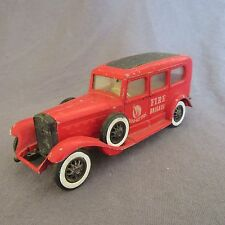 558D Solido 85 Cadillac 452A Manhattan Fire Brigade 1:43