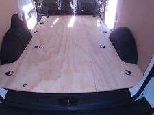 Hyundai Iload Wooden Ply 12mm floor     All About Vans at Chipping Norton