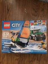Lego City 60149  4x4 with Catamaran  NEW Sealed In Retail Box