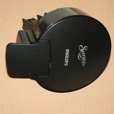 422225944371 Couvercle  complet noir machine à café Senseo Philips