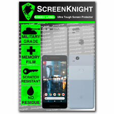 ScreenKnight Google Pixel 2 - FULL BODY SCREEN PROTECTOR - Military Shield