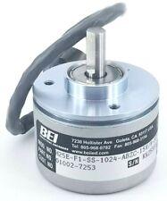Bei Sensors H25e F1 Ss 1024 Abzc 15vv Sc10 S 01002 7253 Optical Rotary Encoder