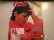 ** Vélo Magazine n°227 Lucien Van Impe  Regis Clere  Jeannie Longo Le Malentendu