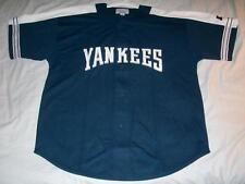 New York Yankees MLB Vintage Starter Blue Jersey Men's XL X-Large used