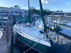 S2 6.8 sailboat at Sarasota, FL, 6hp Yamaha, trailer, no soft spots, NO RESERVE!