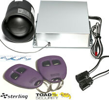 Toads,Sterling One Thatcham Cat 1 Car Van Alarm Immobiliser VERYBERRY Addition
