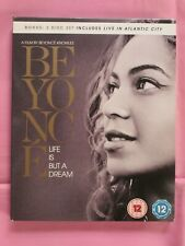 BEYONCE Life is But a Dream Film + Live in Atlantic City 2 Blu-Ray Set 2013