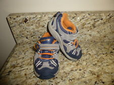STRIDE RITE BOYS TODDLER  SHOES SIZE 4.5 MADE 2  PLAY GRIFFIN