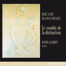 David Jalbert - Le Comble de la Distinction [New CD]