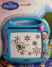 Disney Frozen Toy Magnetic Sketcher & Pen Queen Elsa & Olaf. Great for the car