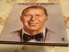 DLP FRANK SINATRA PORTRAIT OF SINATRA:FORTY SONGS FROM THE LIFE OF A MAN GBG