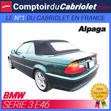 Capote Bmw E46 cabriolet - Alpaga Stayfast®