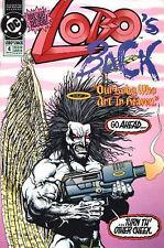LOBO'S BACK # 4 - COMIC - 1992 - 7.5