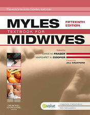 Myles' Textbook for Midwives-ExLibrary