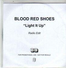 (DA813) Blood Red Shoes, Light It Up - DJ CD