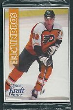 1996 Kraft Dinner Flex Magnet Eric Lindros in Cello Pack