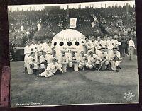 Original Circa 1936 Kansas City Blues Minor League Baseball Team Photo
