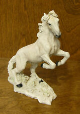 Castagna Horse Figurines #230B WHITE MUSTANG, New/Box From Retail Store, 6.75""