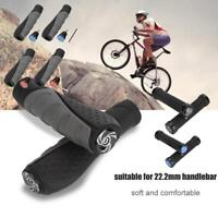 Bicycle Handle Bar Grips Double Lock-On BMX MTB Mountain Bike Cycling Grip GL