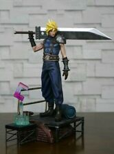 Cloud Strife Final Fantasy VII 7 Remake Custom Statue Figure Square Enix x/40