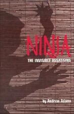 Ninja, the Invisible Assassins by Andrew Adams (1970, Paperback)