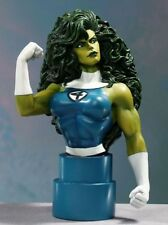 SHE-HULK FANTASTIC FOUR MINI-BUST EXCLUSIVE BY BOWEN DESIGNS
