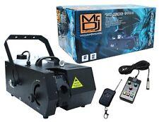 New Mr. Dj DRAGON-3500 Fog Machine 3500 Watts Max High Output 12 Meter Fog/Smoke